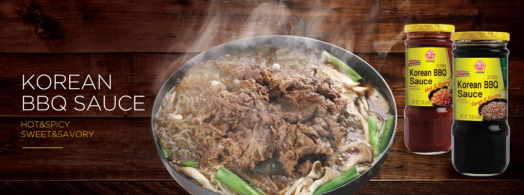 New Multi-purpose 'Korean BBQ Sauces' are Released in USA